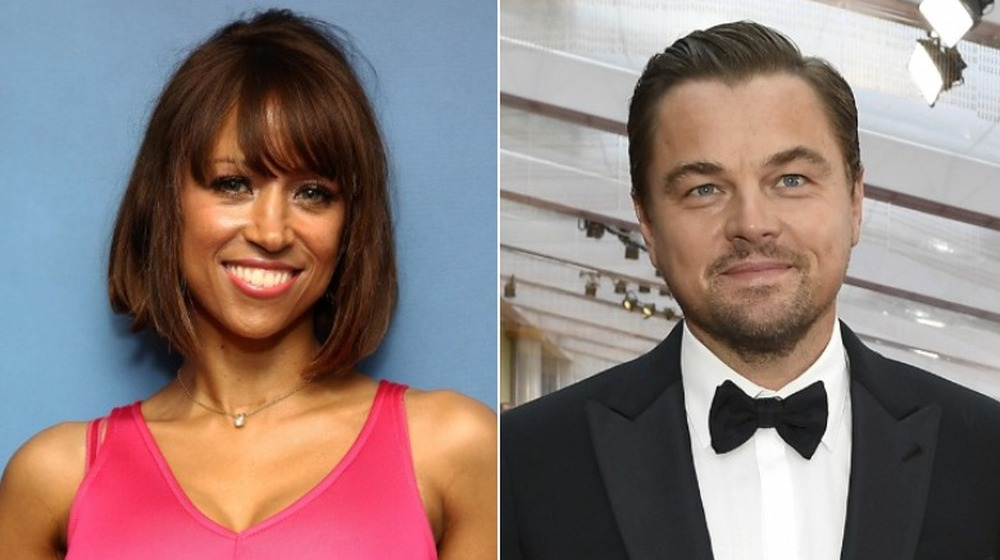 Stacey Dash y Leonardo DiCaprio dividieron la imagen