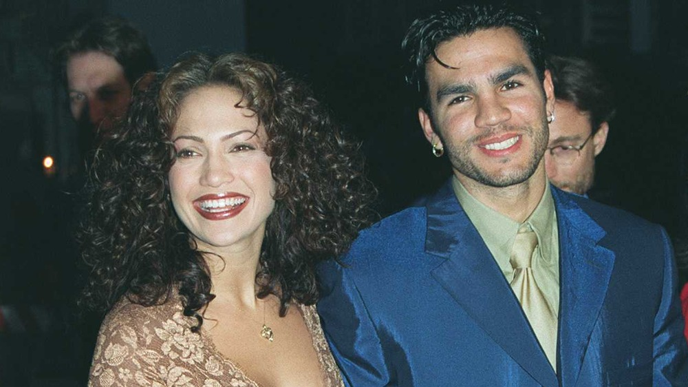 Ojani Noa y Jennifer Lopez
