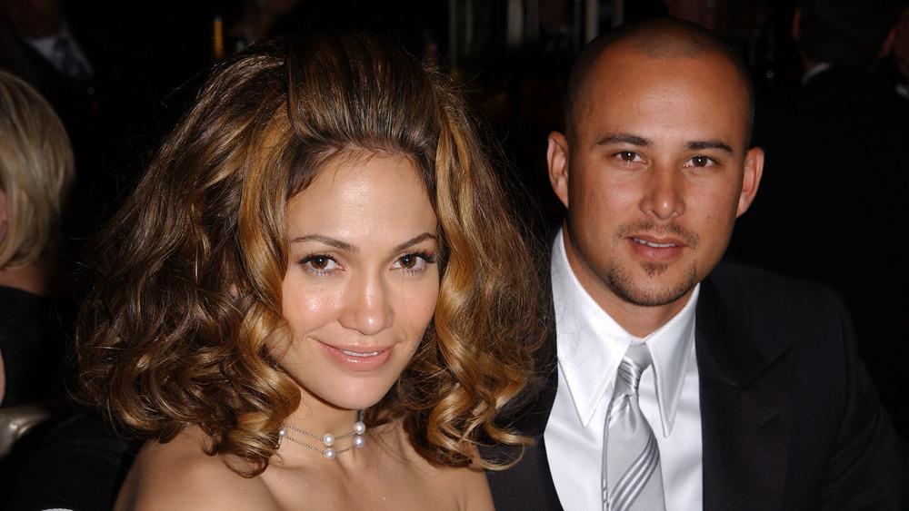 Cris Judd y Jennifer Lopez