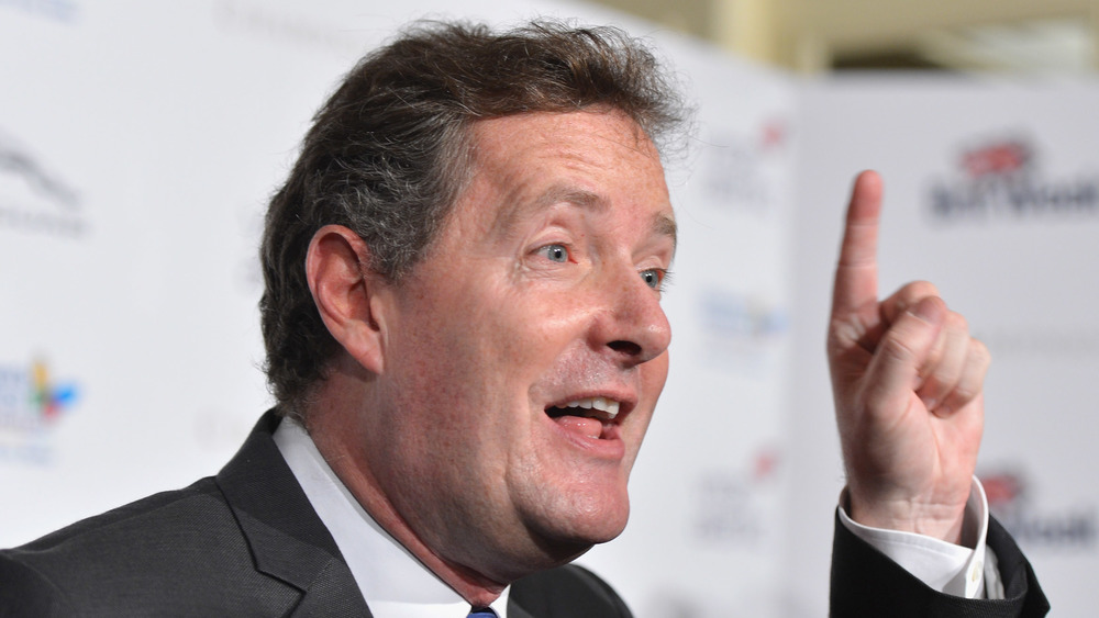 Piers Morgan en un evento