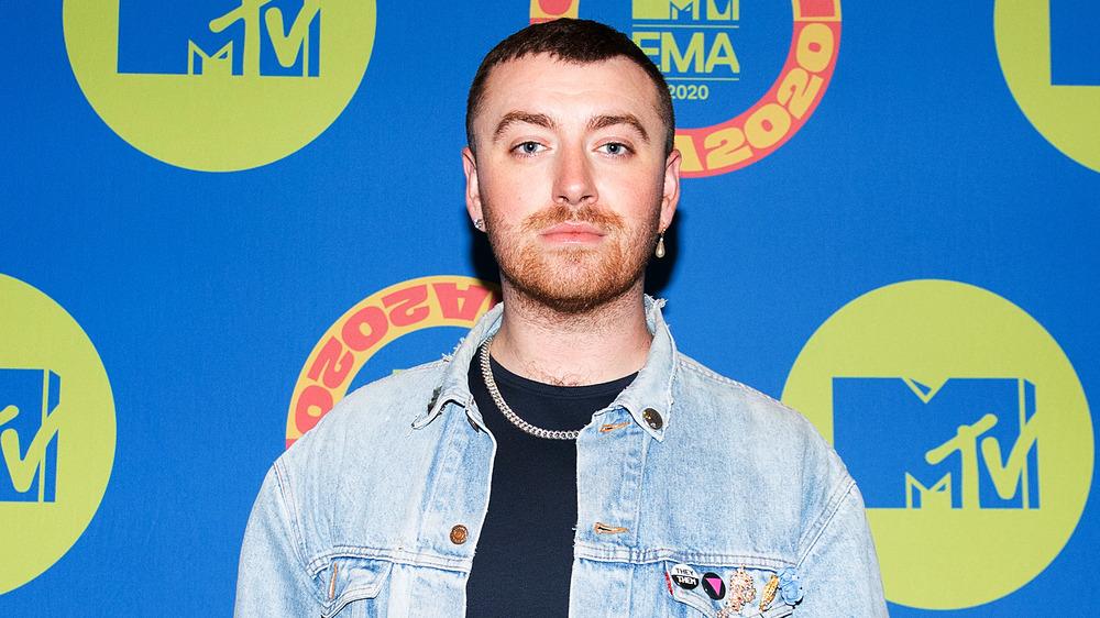 Sam Smith en los MTV EMA