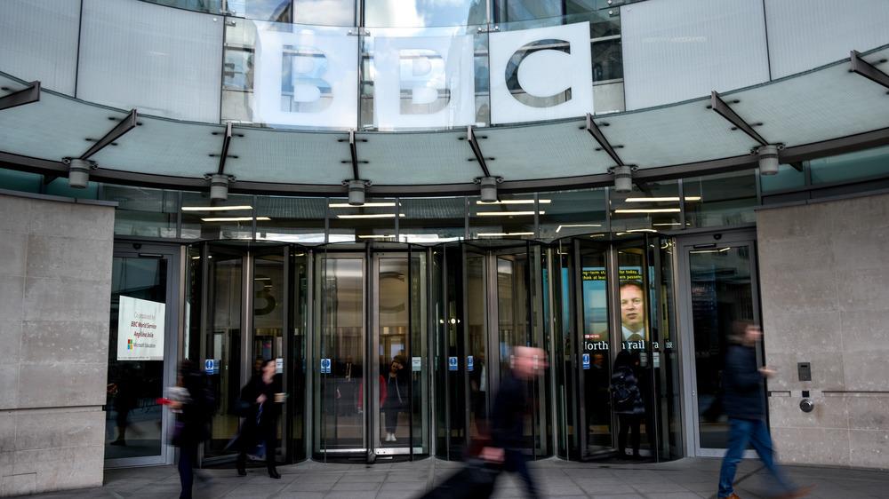 Estudios de la BBC