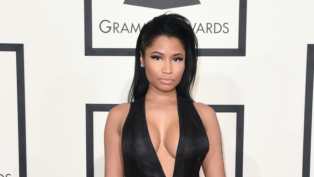 Nicki Minaj en los Grammy