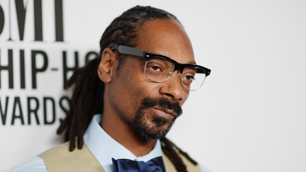 Snoop Dogg en un evento