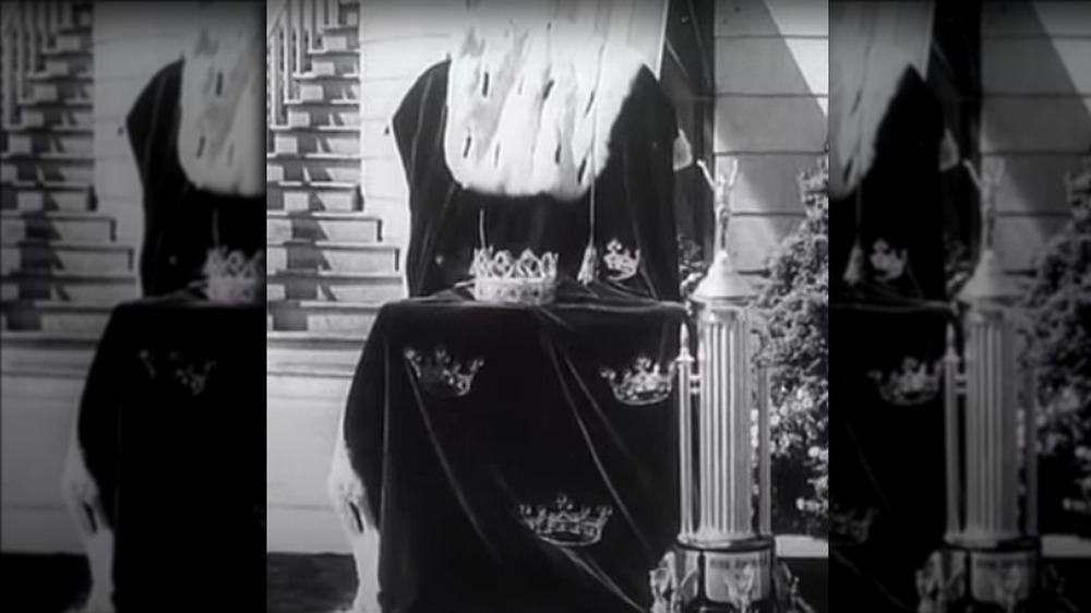 Bette Cooper vació el trono de Miss América