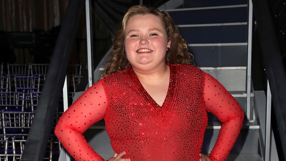 Alana Thompson en Dancing with the Stars: Juniors