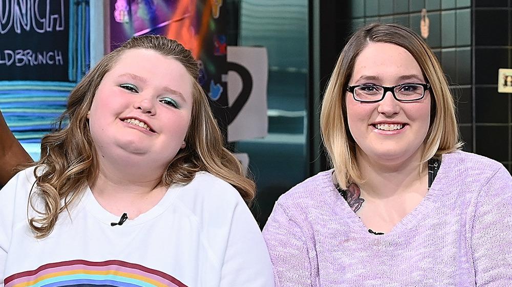 Alana Thompson y su hermana, Lauryn Efird