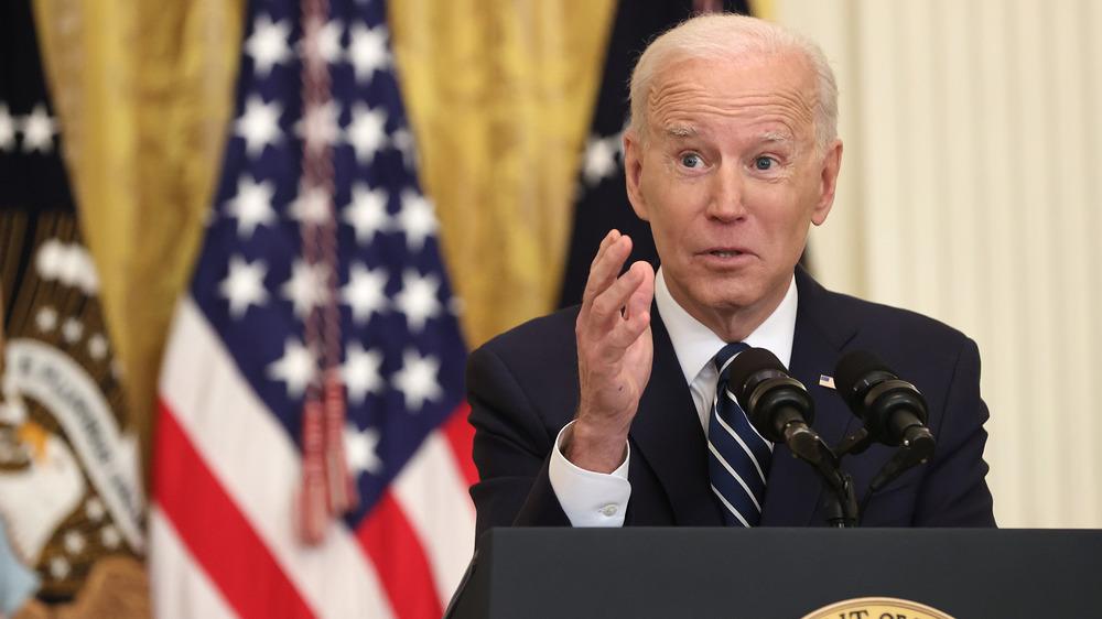 Biden responde preguntas