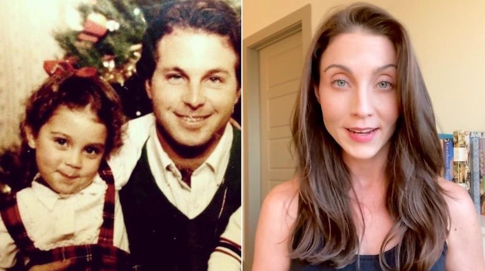 Mary Padian antes y después de la separación