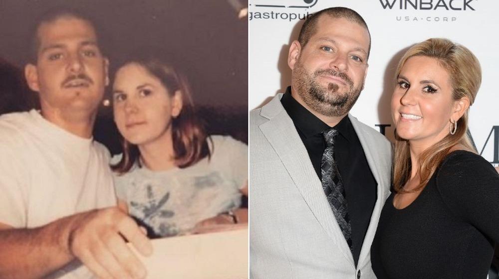 Jarrod Schulz y Brandi Passante, antes y después de la fama