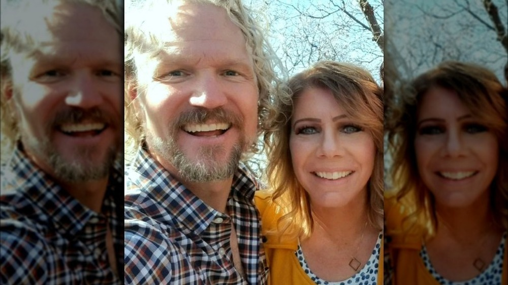 Selfie de Kody y Meri Brown