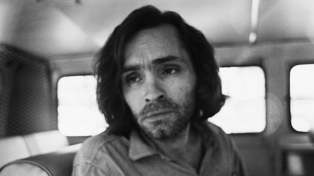Autobús de la prisión de Charles Manson