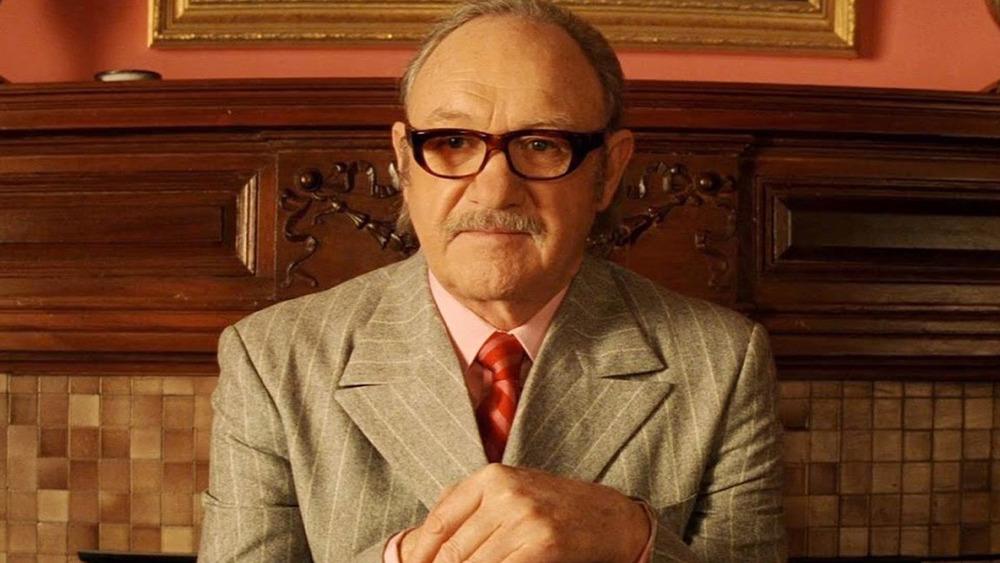 Gene Hackman en The Royal Tenenbaums