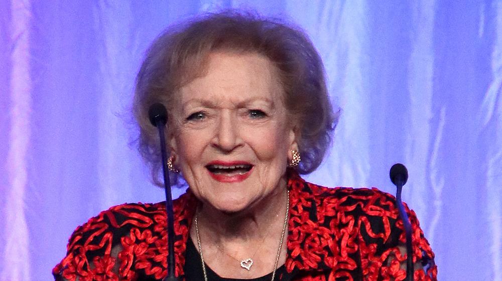 Betty White en 2019