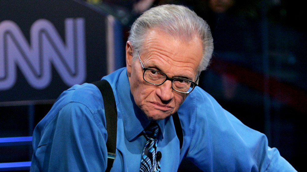 Larry King en CNN