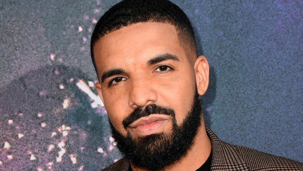 Drake en el estreno de HBO's