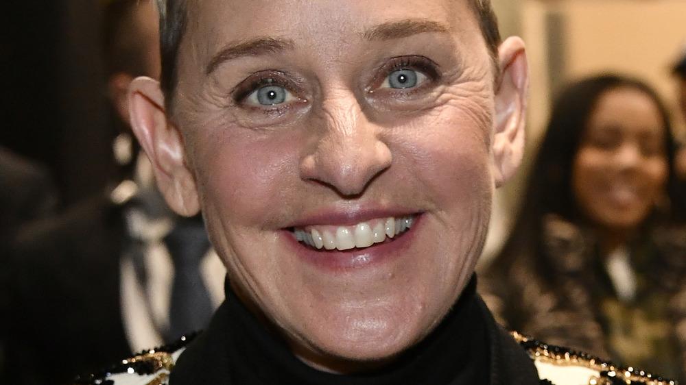 Ellen DeGeneres en un evento