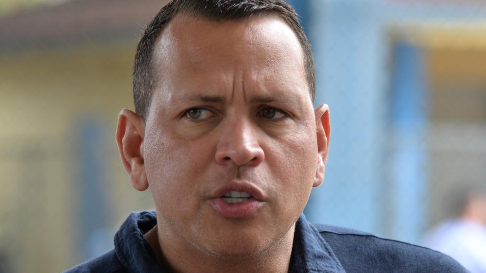 Alex Rodríguez en Miami en 2020