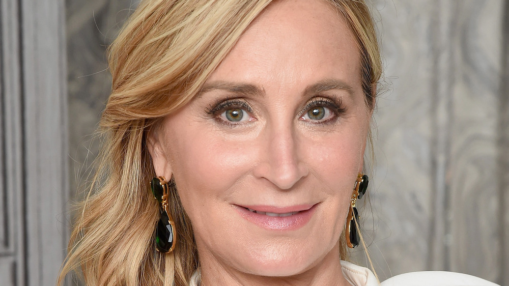 Sonja Morgan en un evento