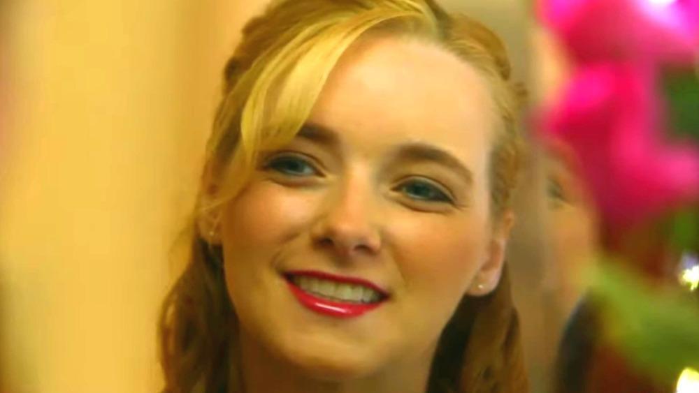 Rebecca Schmucker sonriendo