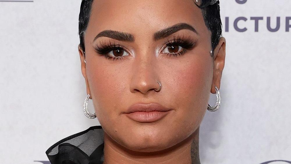 Demi Lovato, alfombra roja