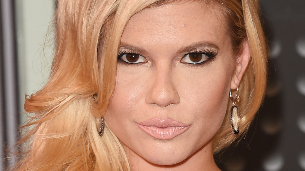 Chanel West Coast en un evento