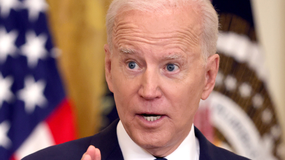 Primera conferencia de prensa de Biden