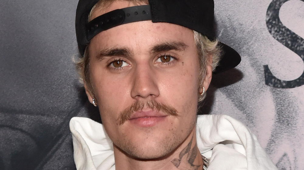 Justin Bieber asiste a la fiesta Seasons