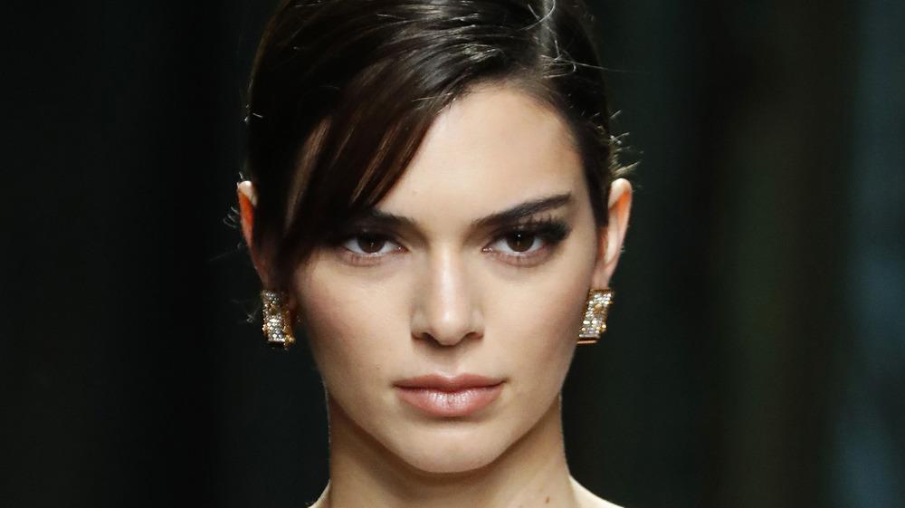 Pasarela de modelaje de Kendall Jenner