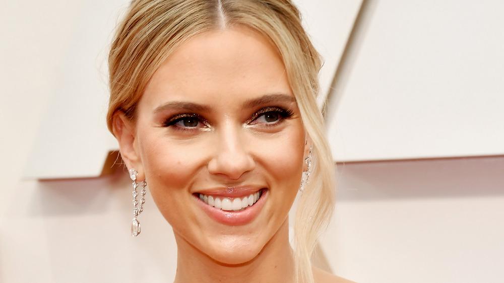 Scarlett Johansson en los Premios de la Academia 2020