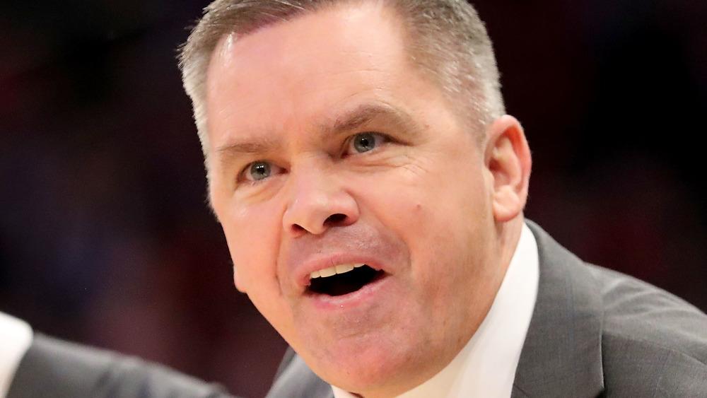 Chris Holtmann entrenador Buckeyes