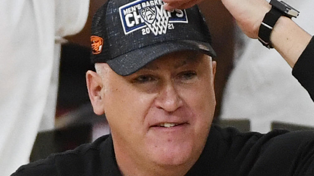 Wayne Tinkle en la cancha