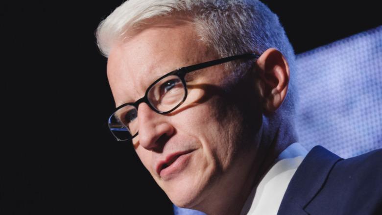 Anderson Cooper en un evento