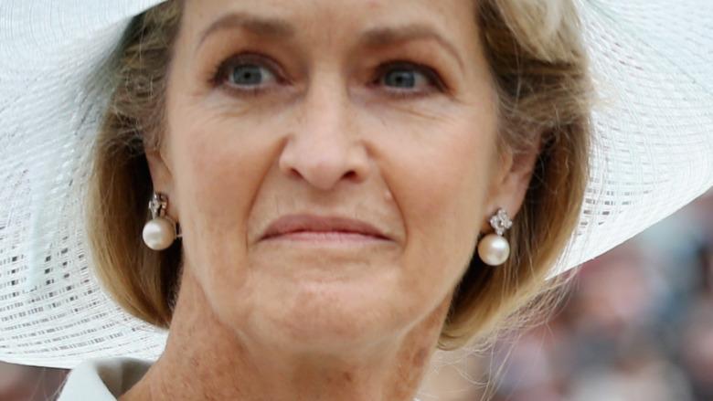 Penélope Knatchbull Condesa Mountbatten