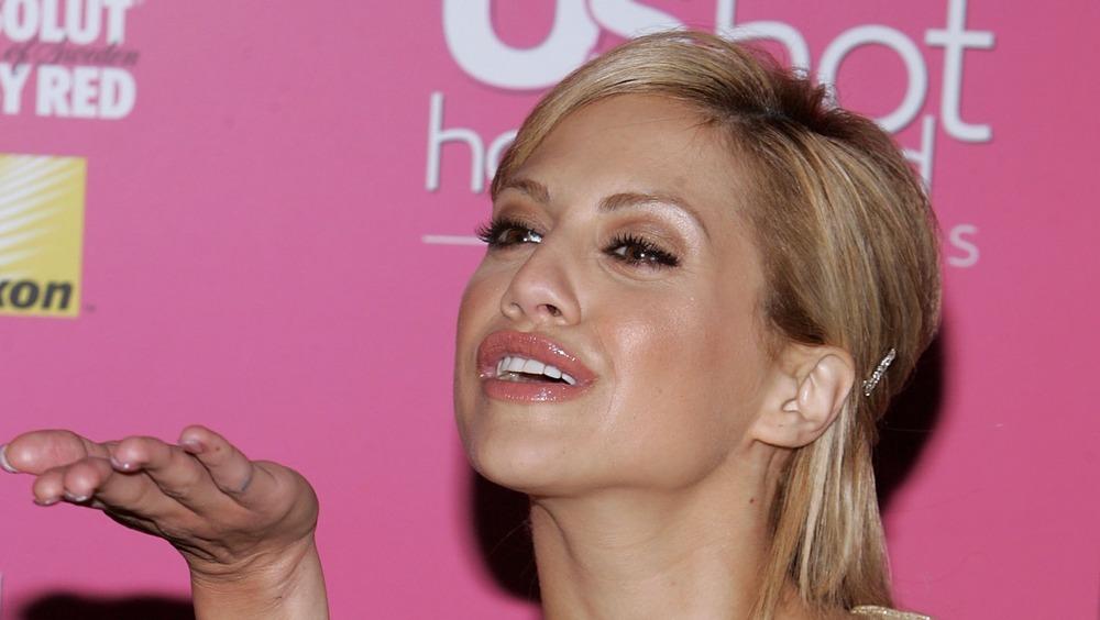 Fiesta de premios beso de Brittany Murphy