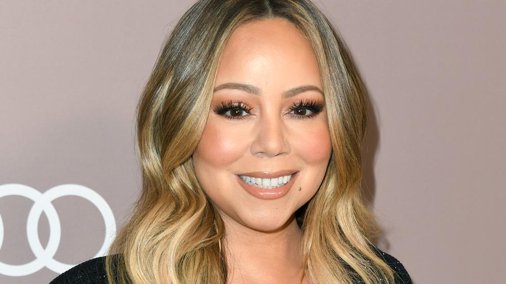 Mariah Carey pelo lacio