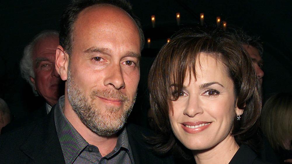 Elizabeth Vargas y Marc Cohn