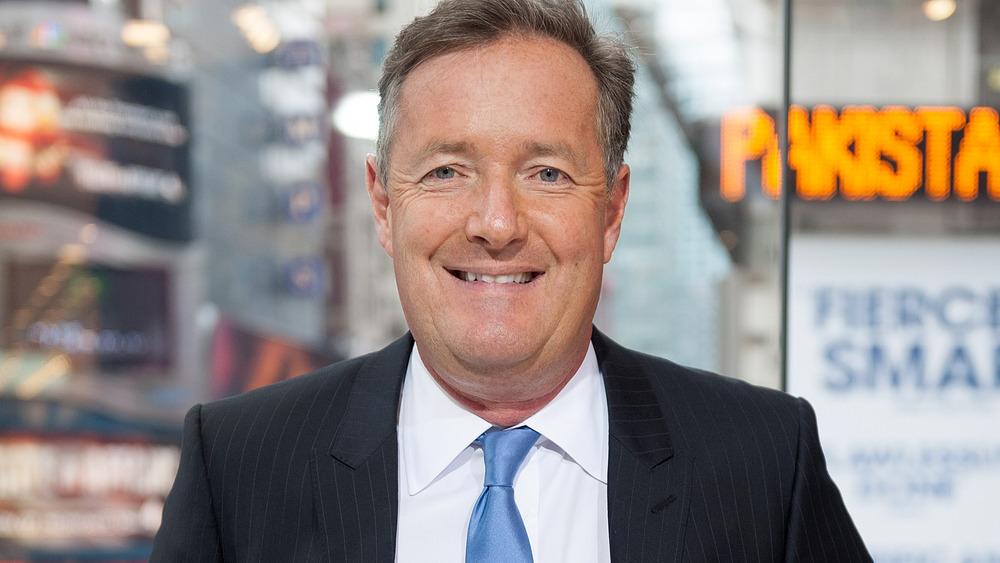 Sonrisa de Piers Morgan