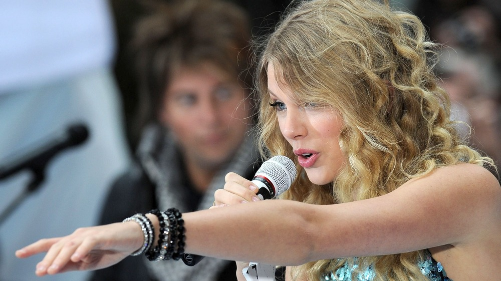 Actuación de Taylor Swift