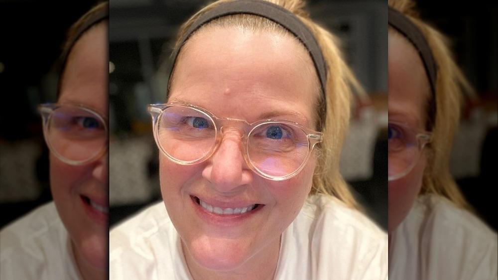 Trisha Yearwood sin maquillaje