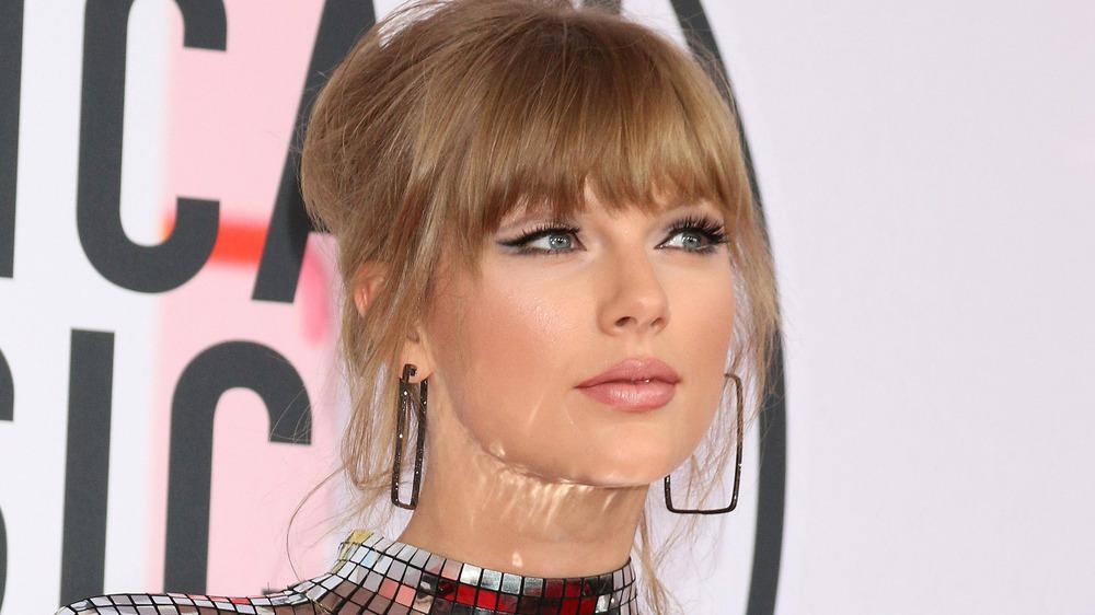 Taylor Swift en los American Music Awards 2018