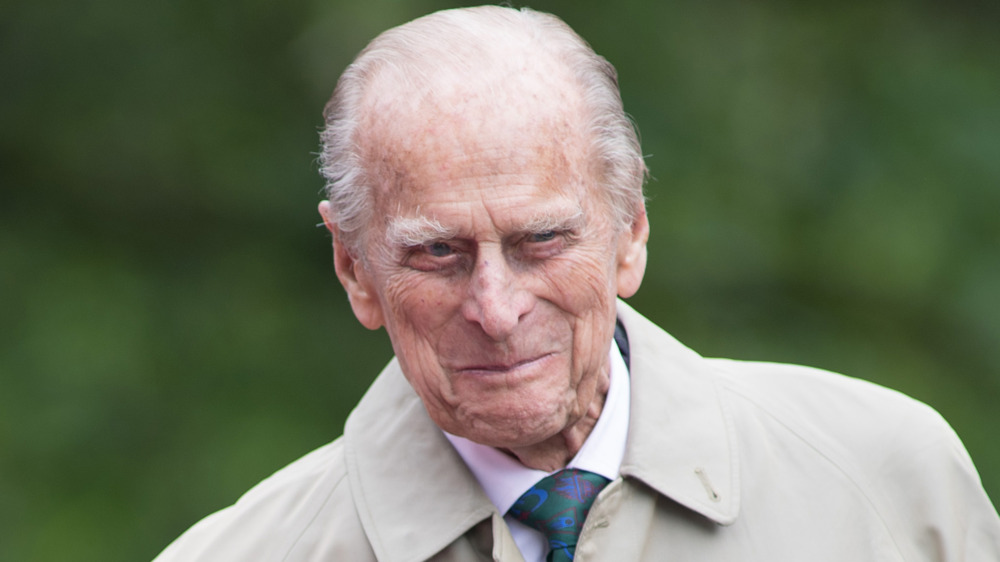 El príncipe Felipe celebra el 90 cumpleaños de la reina