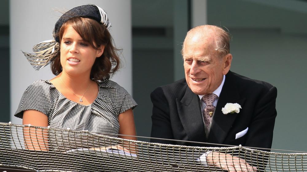 La princesa Eugenia en las festividades de Royal Ascot