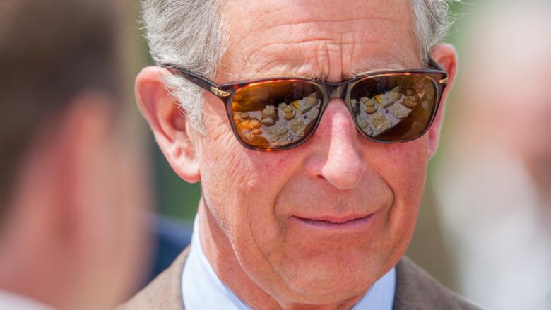 Príncipe Carlos en el evento
