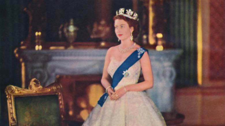 Coronación de la reina Isabel II