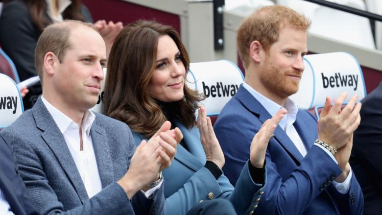 Príncipe William Kate Middleton Príncipe Harry