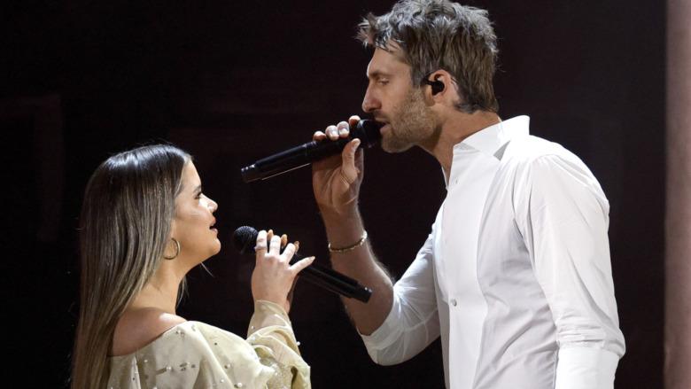 Maren Morris y Ryan Hurd dueto