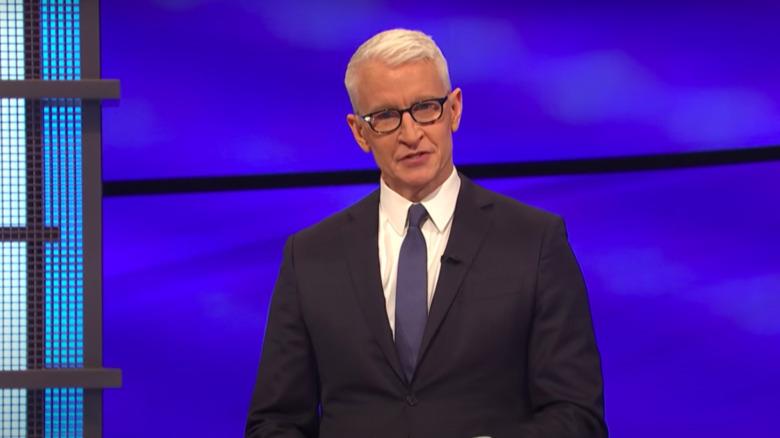 Anderson Cooper presenta Jeopardy