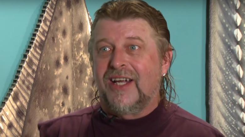 Phil Harris hablando sobre Deadliest Catch
