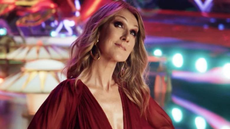 Promoción de Celin Dion en Las Vegas